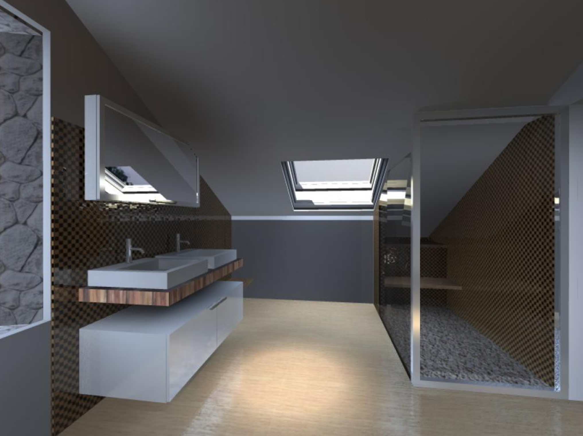 salle de bain aix les bains. Black Bedroom Furniture Sets. Home Design Ideas